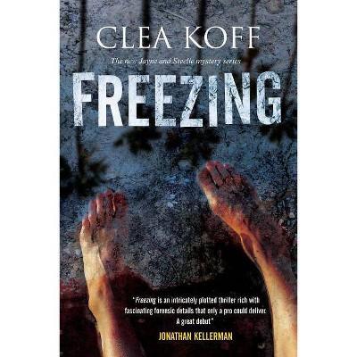 Freezing (A Jayne and Steelie Mystery)