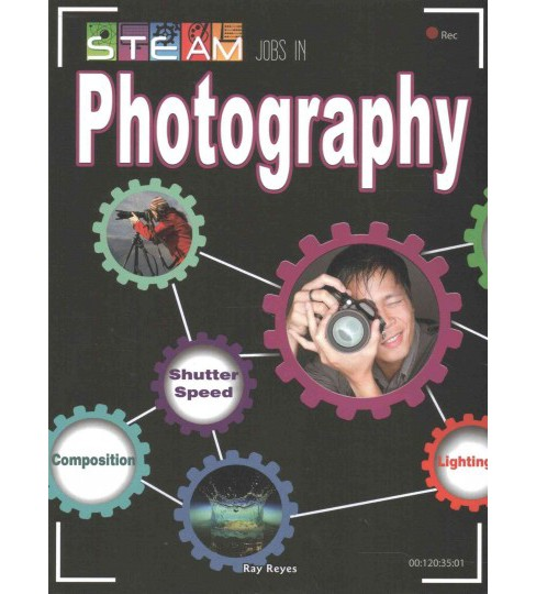 Steam Jobs in Photography (Paperback) (Ray Rayes) - image 1 of 1