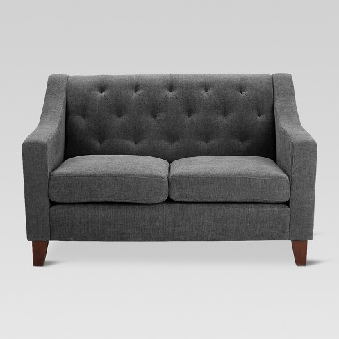 Felton Tufted Loveseat Threshold Target