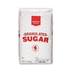 Granulated Sugar- 4lb - Market Pantry™