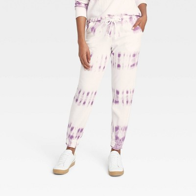 Women's Mid-Rise French Terry Jogger Pants - Universal Thread™