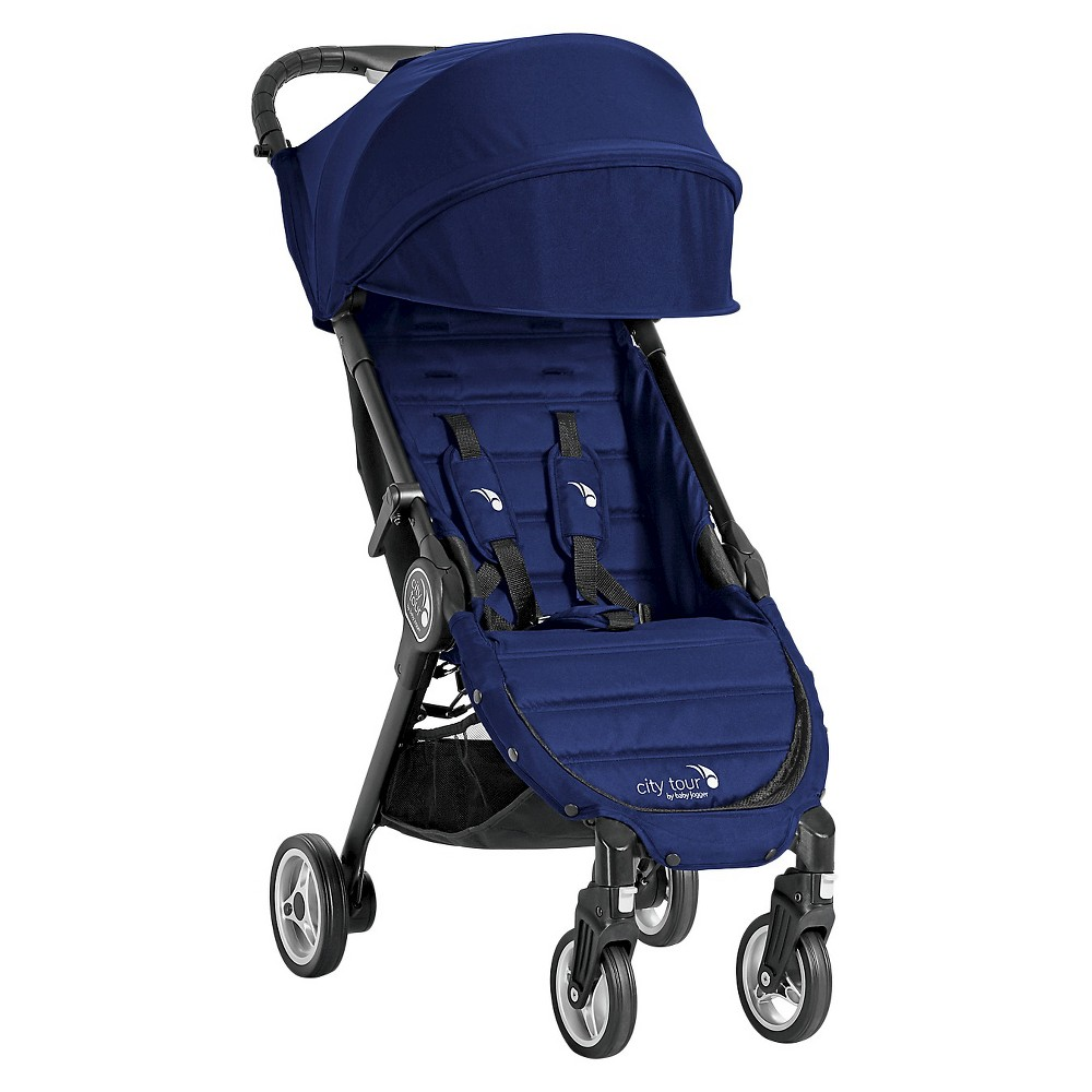 Baby Jogger City Tour Stroller - Cobalt, Essential Blue