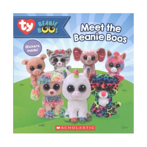 Meet The Beanie Boos - (Beanie Boos) By Joan Emerson (Paperback ... 2c957509e