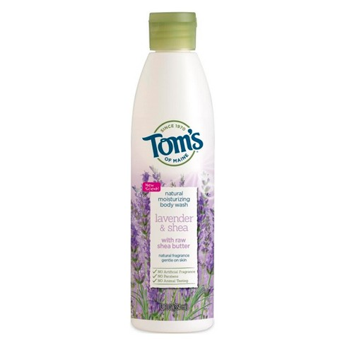 Tom's of Maine® Lavender and Shea Natural Body Wash - 12oz - image 1 of 1