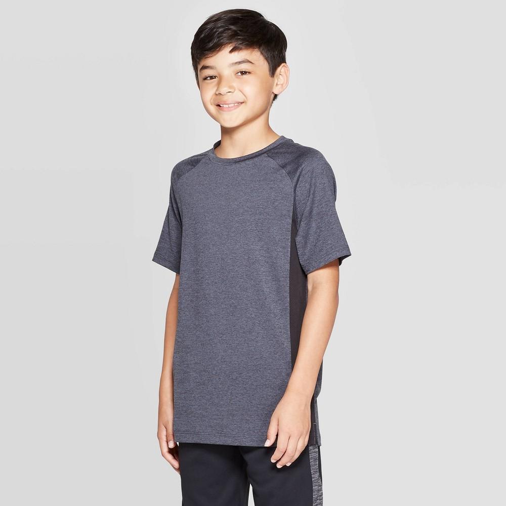 Image of Boys' Premium Super Soft Tech T-Shirt - C9 Champion Gray L, Boy's, Size: Large