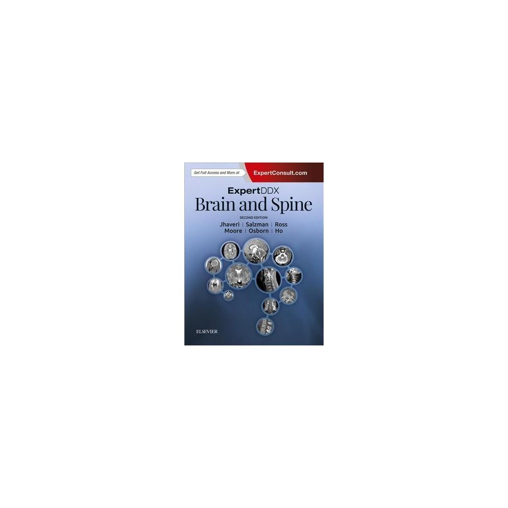 Brain and Spine (Hardcover) (Miral D. Jhaveri & Karen L. Salzman & Jeffrey S. Ross & Kevin R. Moore &