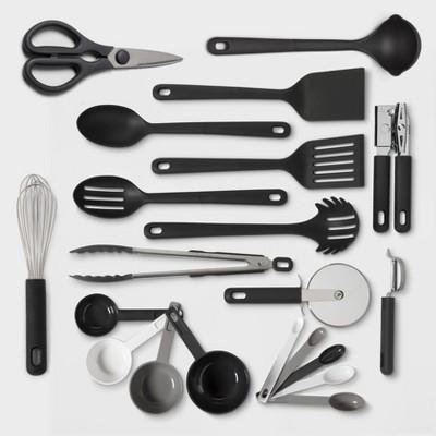 13pc Soft Grip Kitchen Utensil Set - Made By Design™