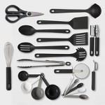 Oxo 17pc Culinary And Utensil Set Target