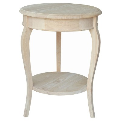 Cambria Solid Wood End Table - International Concepts
