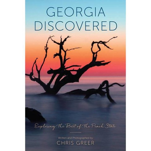 Georgia Discovered - by  Chris Greer (Paperback) - image 1 of 1