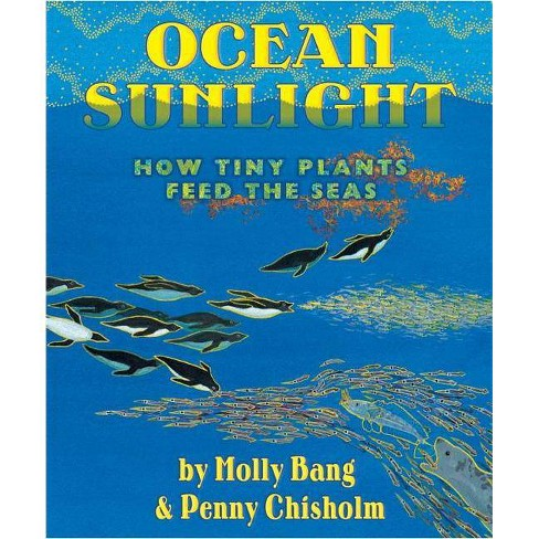 Ocean Sunlight: How Tiny Plants Feed the Seas - by  Molly Bang & Penny Chisholm (Hardcover) - image 1 of 1