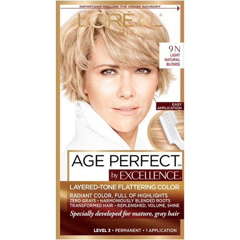 L'Oreal Paris Age Perfect Permanent Hair Color - image 1 of 4