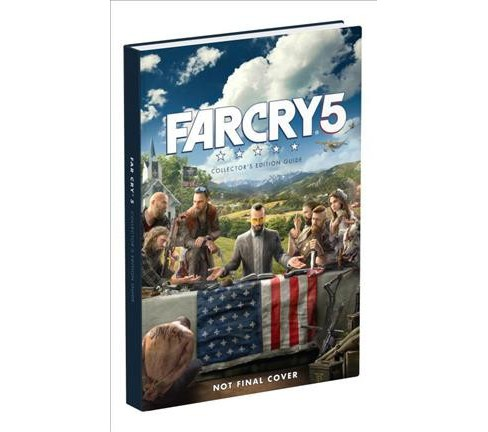 Far Cry 5 -  by David Hodgson & Kenny Sims (Hardcover) - image 1 of 1