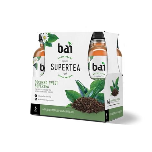 Bai Socorro Sweet Super Tea - 6pk/18 fl oz Bottles - image 1 of 2