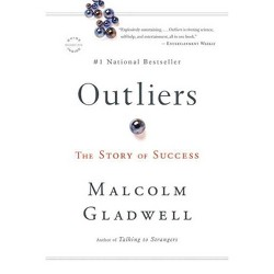 Outliers (Reprint) (Paperback) by Malcolm Gladwell