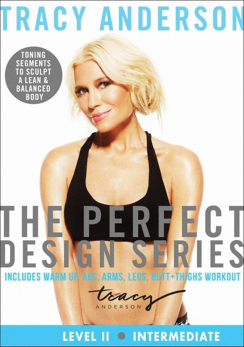 Tracy anderson perfect design series: (DVD) - image 1 of 1