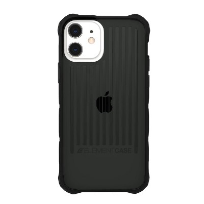 Element Case Special Ops for iPhone 12/12 Pro - Smoke/Black