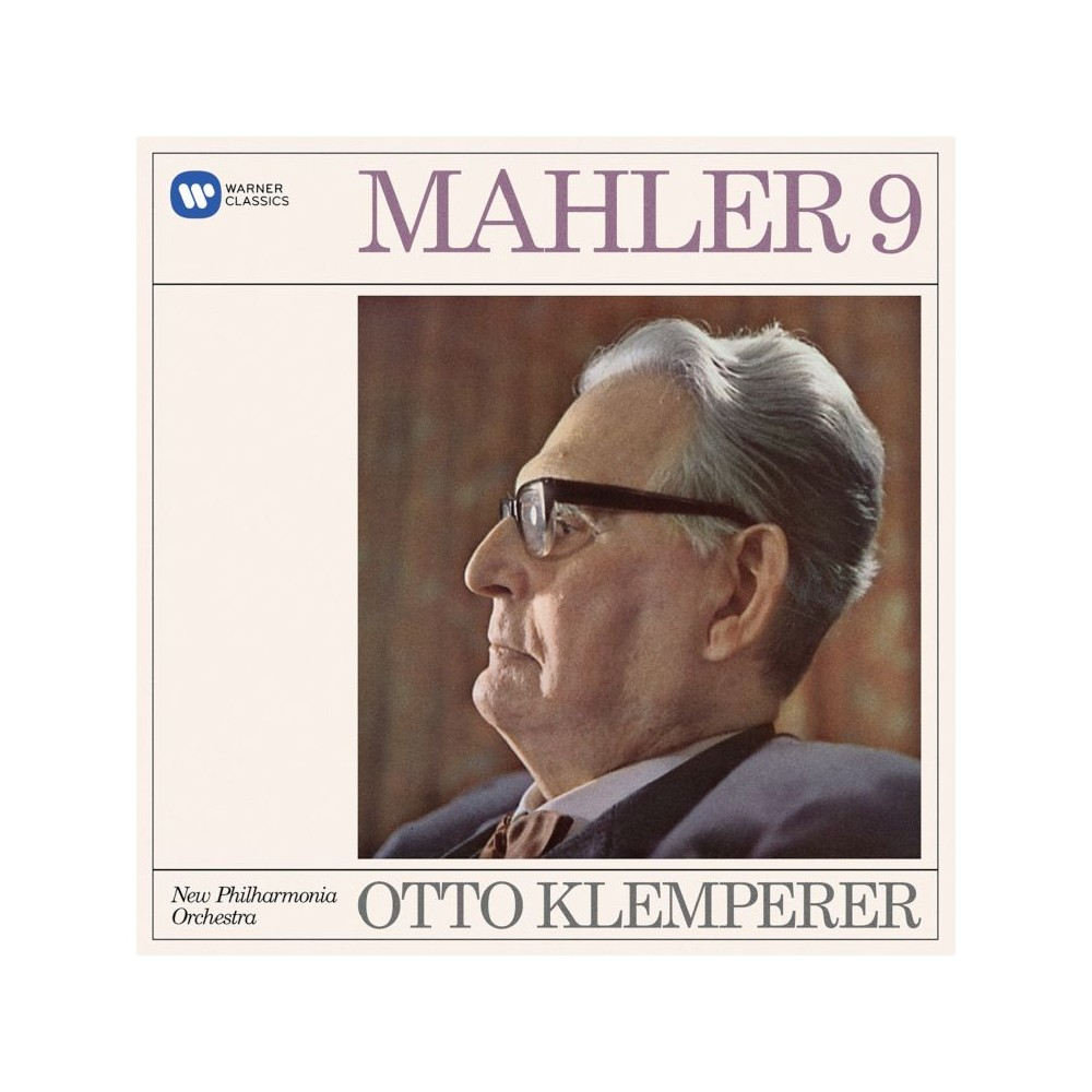 Otto Klemperer - Mahler:Symphony No 9 (CD)