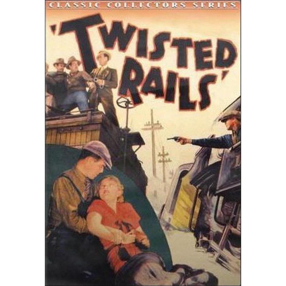 Twisted Rails Dvd