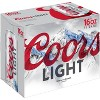 Coors Light Beer - 12pk/16 fl oz Cans - image 3 of 4