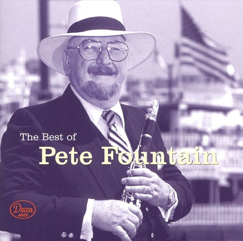 Pete fountain - Best of pete fountain (CD) - image 1 of 2