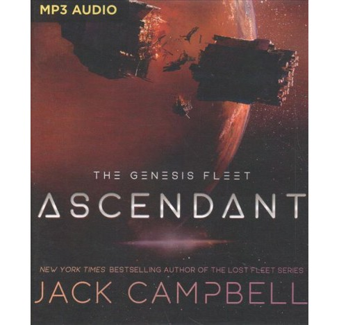 Ascendant -  (Genesis Fleet) by Jack Campbell (MP3-CD) - image 1 of 1