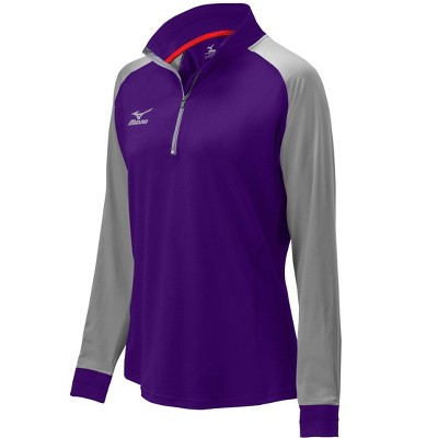 Mizuno Women's Elite 9 Prime 1/2 Zip Volleyball Jacket