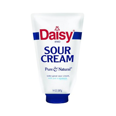 Daisy Squeeze Sour Cream - 14oz