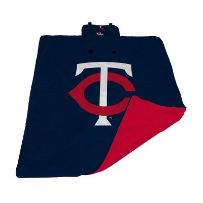 MLB Minnesota Twins All Weather Outdoor Blanket - XL