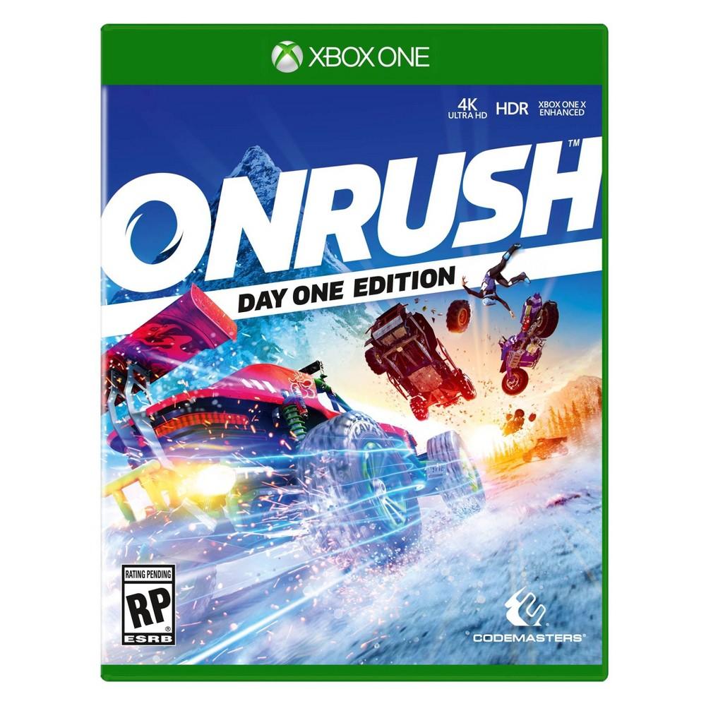 Onrush - Xbox One, video games