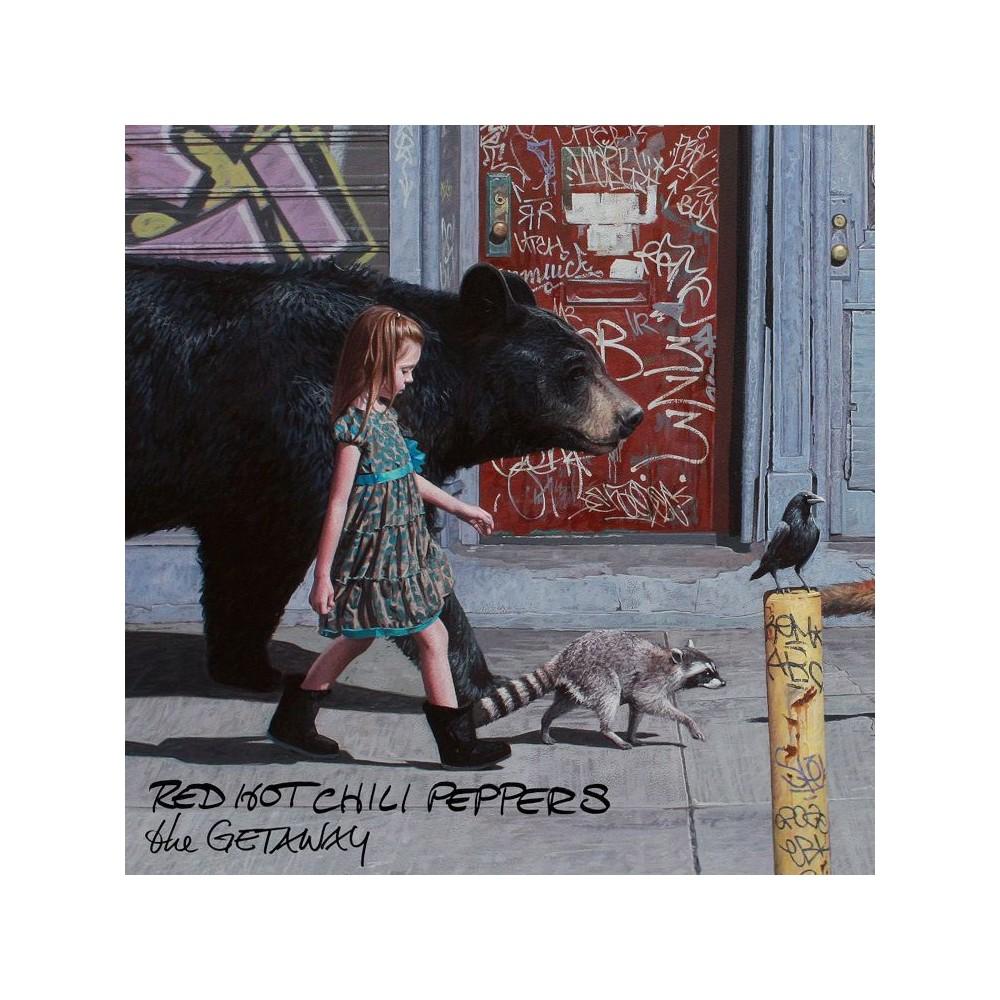 Red Hot Chili Pepper - Getaway (Pink Vinyl)