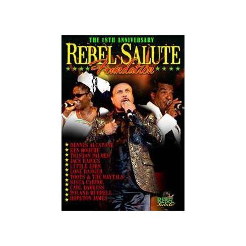 Rebel Salute Foundation 2011 (DVD) - image 1 of 1