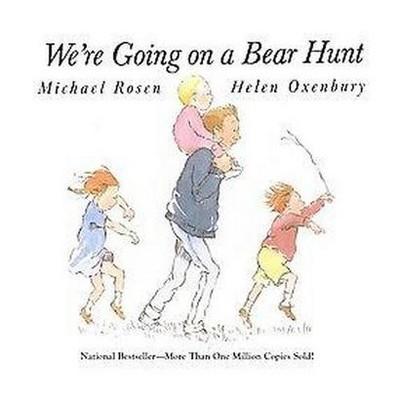 We're Going on a Bear Hunt (Reprint)(Paperback)(Michael Rosen)