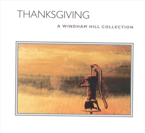 Various - Thanksgiving (CD) - image 1 of 1