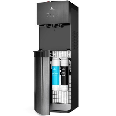 Avalon Self-Cleaning Water Cooler and Dispenser - Black