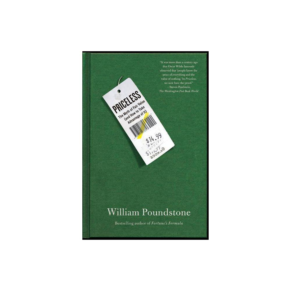 Priceless By William Poundstone Paperback