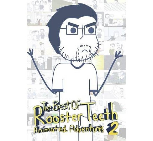 Best Of Rooster Teeth Animated Advent (DVD) - image 1 of 1