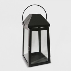 Outdoor Lantern Black Hood - Threshold™