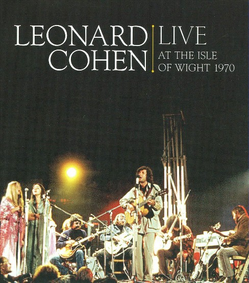 Leonard cohen - Leonard cohen live at the isle of wig (CD) - image 1 of 1
