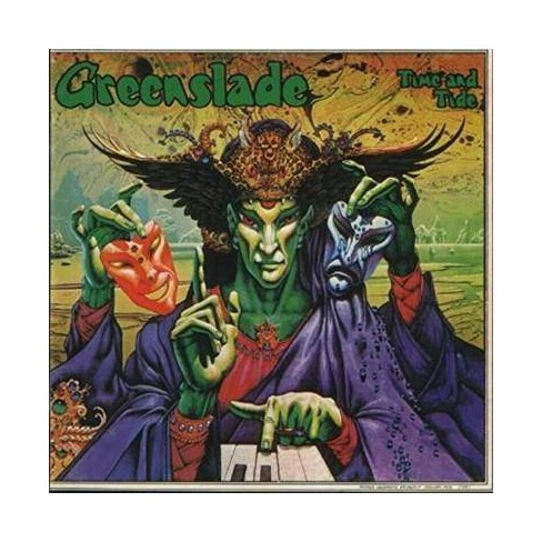 Greenslade - Time and Tide (CD) - image 1 of 1