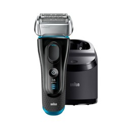 Braun Series 5 5190cc Clean & Charge System Men's Electric Shaver