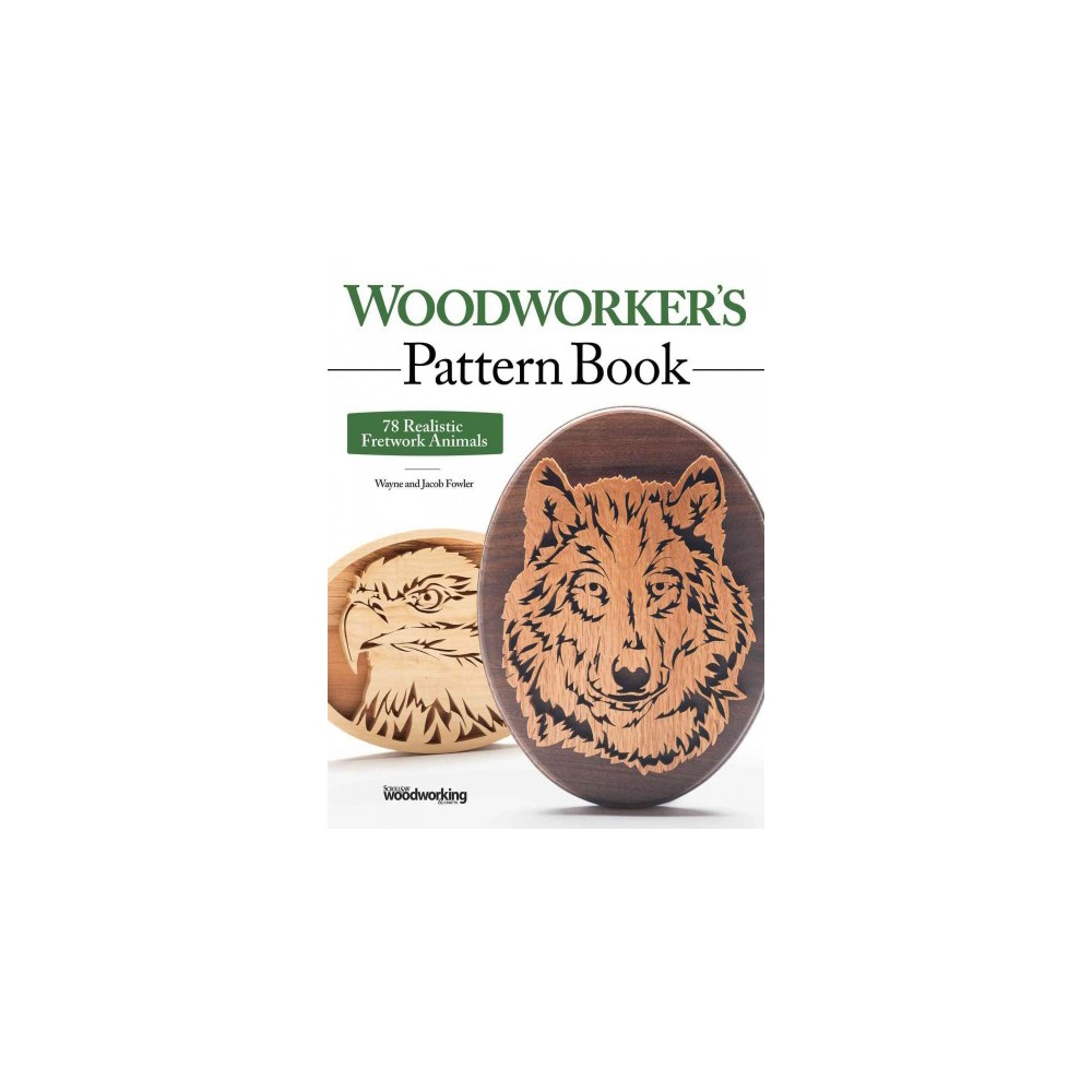 ISBN 9781565239029 product image for Woodworker's Pattern Book : 78 Realistic Fretwork Animals (Paperback) (Wayne Fow | upcitemdb.com