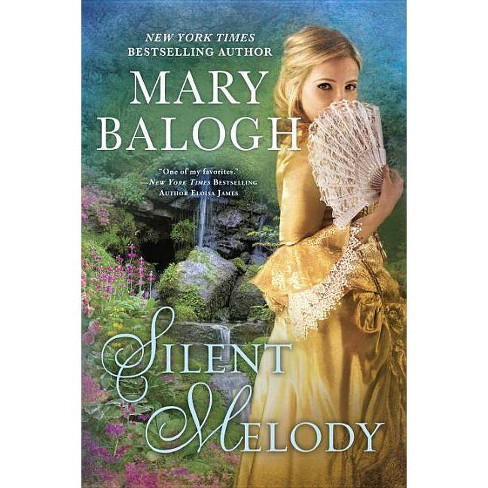 Silent Melody - (Georgian Romance)by  Mary Balogh (Paperback) - image 1 of 1