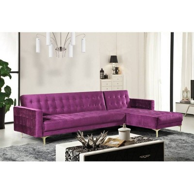 Kiefer Right Facing Sectional Sofa - Chic Home Design