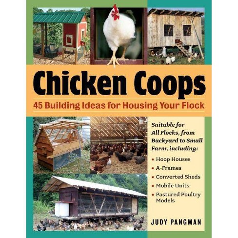 Chicken Coops - by  Judy Pangman (Hardcover) - image 1 of 1