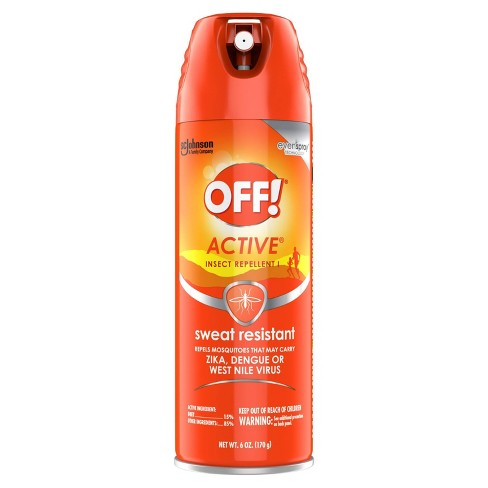 OFF! Active Insect Repellent I - 6oz - image 1 of 4