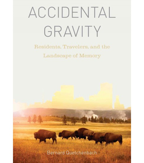 Accidental Gravity : Residents, Travelers, and the Landscape of Memory - by Bernard Quetchenbach - image 1 of 1