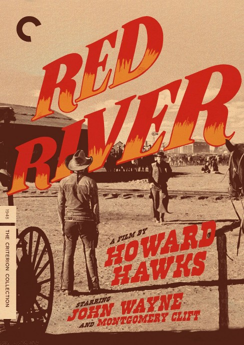 Red river (DVD) - image 1 of 1
