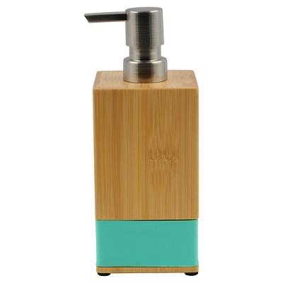 Soft Bamboo Soap Pump Green - Room Essentials™