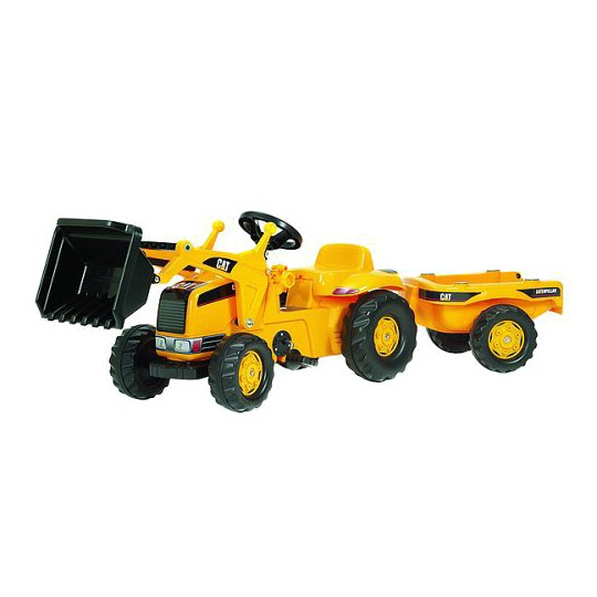 KETTLER Caterpillar Tractor with Trailer image number null